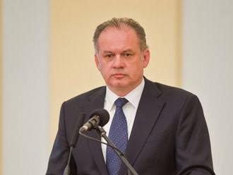 Andrej Kiska: Keď budú občania dôverovať mestu, bude sa vracať aj dôvera v štát