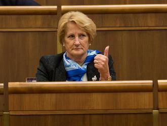 Laššáková:Čas ukáže, že rokovací poriadok sprehľadní a zefektívni rokovania
