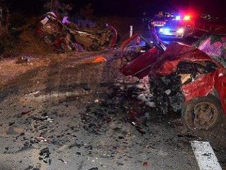 Hrôzostrašné FOTO nehody pri Lučenci: Tragický koniec divokej jazdy Dušana, takto riskoval život!