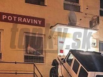 Odvážny vodič z Detvy: Skúšal svoj luxusný tereniak, vtipný dôkaz na FOTO