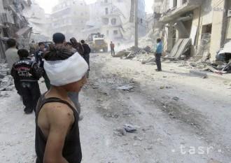 Erdogal telefonoval s Merkelovou o zúfalej situácii v sýrskom Aleppe
