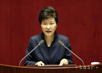 Kórejský parlament bude 9. decembra hlasovať o odvolaní prezidentky