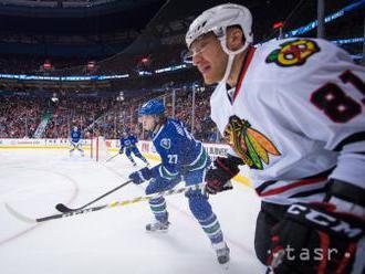 NHL: Hossa gólom rozhodol o triumfe Chicaga