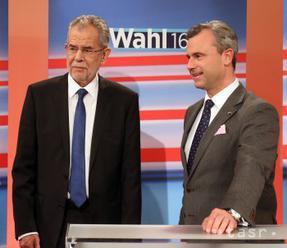 V nedeľu si budú Rakúšania opakovane voliť novú hlavy štátu