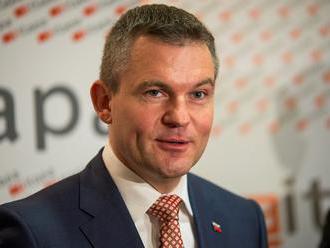 Pellegrini:EÚ musí podporovať odbúranie digitálnej priepasti vo svete