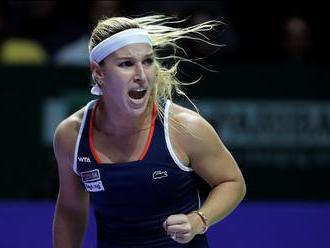 Cibulková bude koncom apríla štartovať na turnaji WTA v Stuttgarte