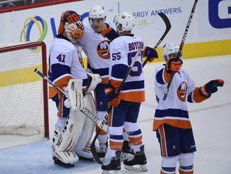 "NHL: Halák po 40. shutoute v kariére: ""V tretej tretine sme do toho vleteli"""