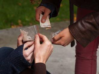Polícia zadržala drogy za viac ako 20 tisíc eur