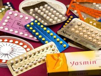Od roku 2007 ubývá žen, které berou antikoncepci