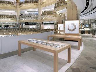 Apple zatvoril stánok v Galeries Lafayette