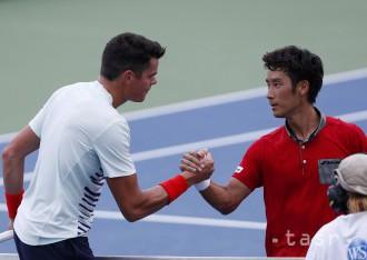 Tenis: M. Raonič postúpil suverénne do 2. kola dvojhry