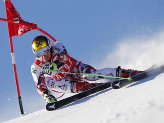 Hirscher dokázal po 4 rokoch ovládnuť slalom v Kitzbüheli