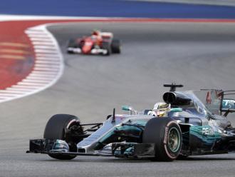 Kvalifikaci F1 v USA vyhrál Hamilton, v titul ale zatím nevěří
