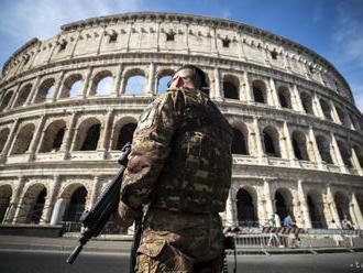Talianska vláda chce zabrániť akcii stúpencov radikálnej pravice