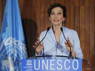 Za šéfku UNESCO zvolili Francúzku Audrey Azoulayovú