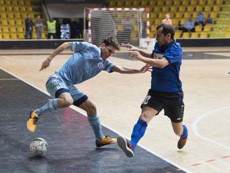 Futsal-UEFA Cup: Slovan zdolal Tbilisi 7:0, postupujú Holanďania