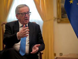 Juncker: Briti sa musia zaviazať, že splatia svoje finančné podlžnosti voči EÚ