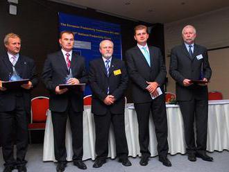 Víťazov Národnej ceny produktivity ocenili na 20. Národnom fóre v Žiline