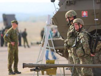 Cez územie Slovenska sa bude presúvať technika vojsk NATO