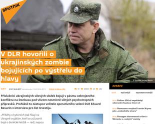 Čo vo Švédsku zlyhalo, na Slovensku výborne funguje. Kremeľ informačnú vojnu šije na mieru rôznym kr