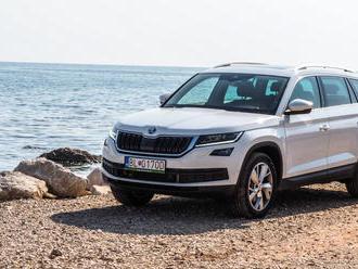 Škoda Kodiaq je aj po teste mimoriadne praktické SUV