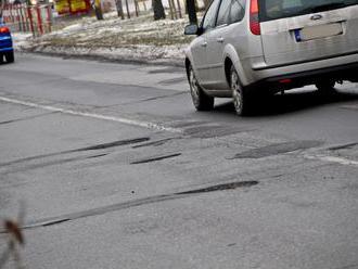 Rekonštrukcia cesty medzi Martinom a Turčianskymi Teplicami je ohrozená