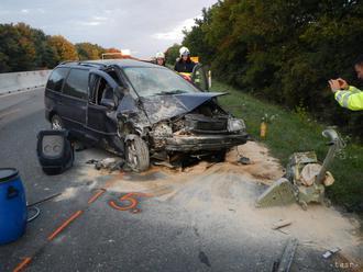 V Trenčianskom kraji stúpol počet nehôd, pri ktorých asistoval alkohol