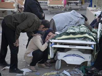 Izrael ponúkol pomoc obetiam zemetrasenia v Iráne, Teherán ju odmietol