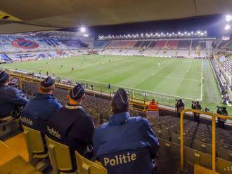 Nad zápasom v Bruggách visela teroristická hrozba
