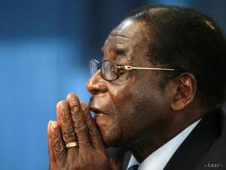 Zimbabwiansky prezident Roberto Mugabe je v domácom väzení