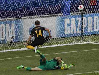 Austrália postúpila na budúcoročný futbalový šampionát v Rusku