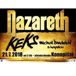 Nazareth   Keks   Michal Šindelář