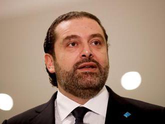 Diplomacia EÚ si praje návrat Harírího do Libanonu