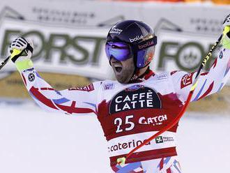 Športový svet zasiahla smrť francúzskeho lyžiara Poissona počas tréningu v Kanade