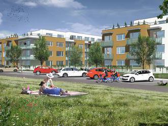 Miloslavov sa opäť  nafúkne, projekt Anna park prinesie 73 bytov