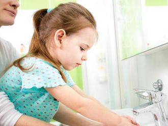 Umývanie rúk zachraňuje životy