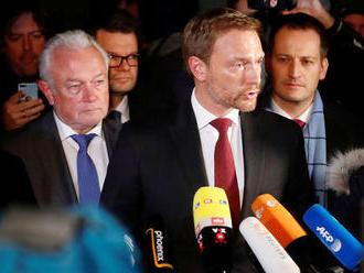 Jamajská koalícia stroskotala, Nemecku hrozia predčasné voľby