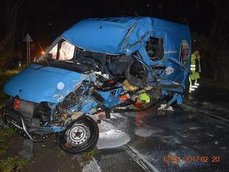 Tragická nehoda v Nižnom Hrabovci: FOTO Auto totálne na šrot, vyhasol život muža