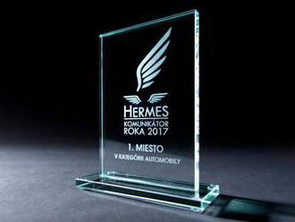 ŠKODA ocenená ako najlepšie komunikujúca automobilová značka v súťaži Hermes Komunikátor roka 2017