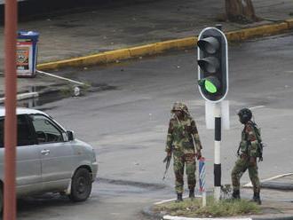 Zimbabwianska armáda obsadila sídlo štátnej televíznej stanice ZBC