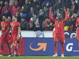 VIDEO: Lukaku   sa stal historicky najlepším strelcom belgickej reprezentácie