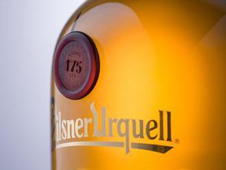 Pilsner Urquell so sklárňou Moser vytvorili unikátne dizajnové fľaše