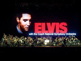 Elvis Presley ožije v Prahe