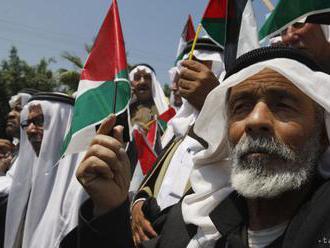 Palestínčania vyhlásili v Predjordánsku generálny štrajk