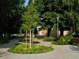 Historický pavilón v žiarskom parku Štefana Moysesa zrekonštruovali