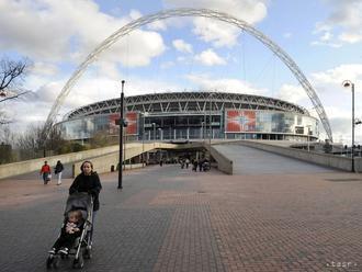Vo Wembley sa uskutoční až šesť zápasov EURO 2020, úvodný duel v Ríme