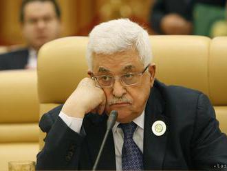 Abbás: Svet podporuje Palestínčanov proti Trumpovi