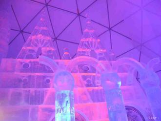 Ľadový chrám vyrástol na Hrebienku po piaty raz