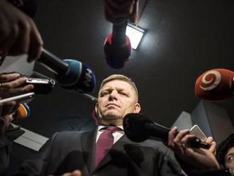 R. Fico navrhol na podpredsedu Smeru-SD Richarda Rašiho