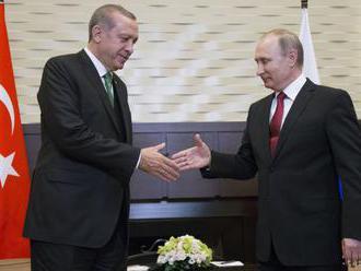 Putin a Erdogan sú hlboko znepokojení rozhodnutím ohľadne Jeruzalema
